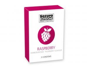Secura Raspberry Kondome 3er