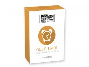 Secura Good Timer Kondome 3er