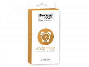 Secura Good Timer Kondome 12er