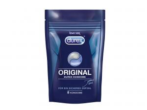 Durex Original Kondome 8er