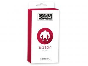 Secura Big Boy XXL Kondome 12er