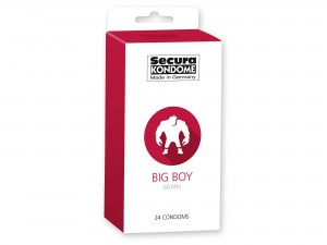 Secura Big Boy XXL Kondome 24er