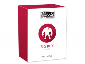 Secura Big Boy XXL Kondome 100er