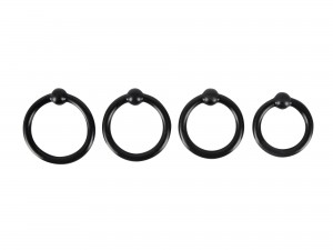 Rebel Silikon Cockring Set