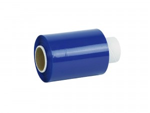 Bondage Folie extra stark 10cm 150m blau