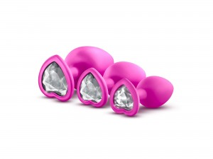 Luxe Bling Plugs Training Kit pink