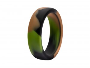 Performance Silikon Tarn Camo Cock Ring