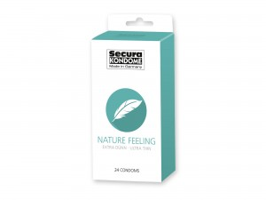 Secura Nature Feeling Kondome 24er