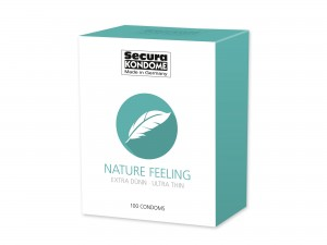 Secura Nature Feeling Kondome 100er