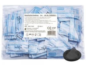 1000er Packung Smoothglide Kondome schwarz