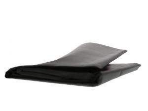 Lack Bettlaken schwarz wie Latex 158 x 227