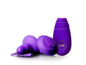 Nippel- und Klitoris-Stimulatoren lila