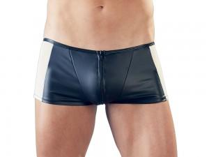 Pants im Mattlook mit Reißverschluss Gr. XL