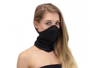 Halbe Gesichts-Maske Kakashi Hatake schwarz