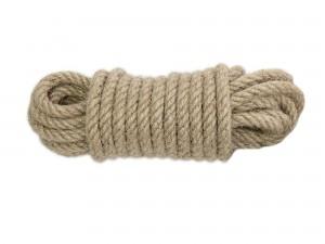Basic Hanfseil Bondage-Seil 5m