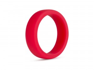 Performance Silikon Go Pro rot Cock Ring