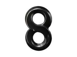 Renegade Lucky 8 schwarz 7 cm