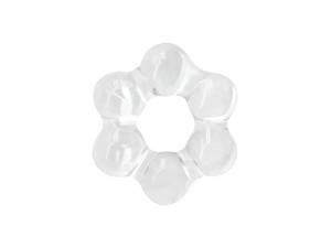 Renegade Spinner Ring transparent