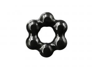 Renegade Spinner Ring schwarz