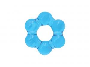 Renegade Spinner Ring blau