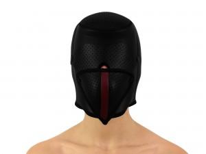 BDSM Neopren Sniffing-Maske schwarz