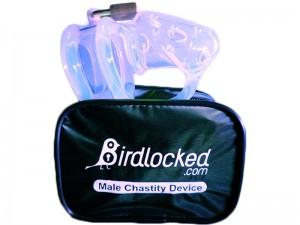 Birdlocked PICO Peniskäfig aus Silikon