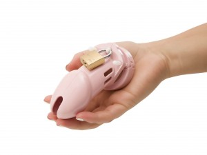 CB-X CB-6000 Pink Kunststoff Peniskäfig