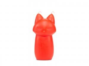 Temptasia Fox Drip Candle Fuchs Kerze rot