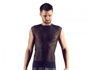 Sven Joyment Shirt mit aufgesteppten Streifen