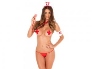 Krankenschwester Kostüm Sexy Nurse