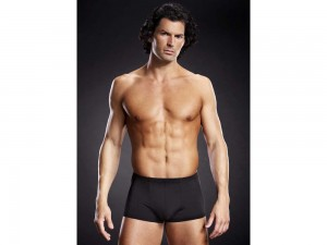 Herren Shorts S/M in schwarz