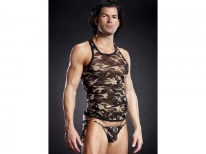 Muskelshirt S / M camouflage