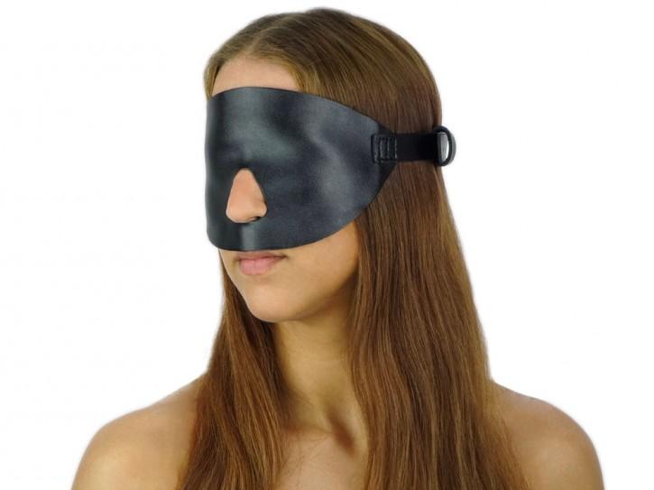 Extrem Gangbang Blindfold Augenbinde Lederimitat