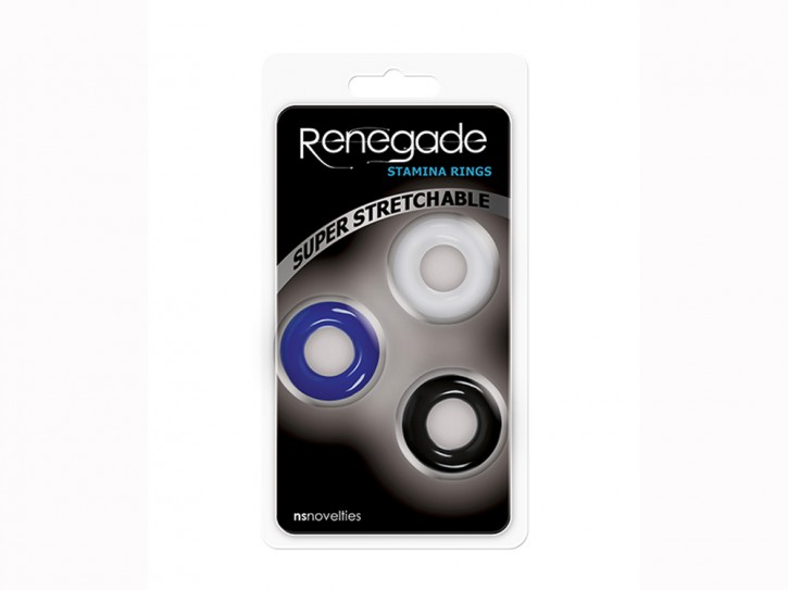 Renegade Penisringe 3er Set