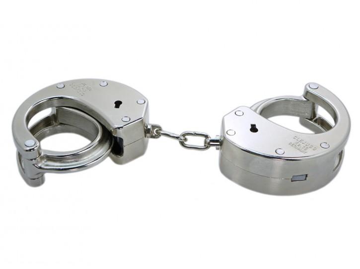 Clejuso Nr. 15 extra schwere Handschellen