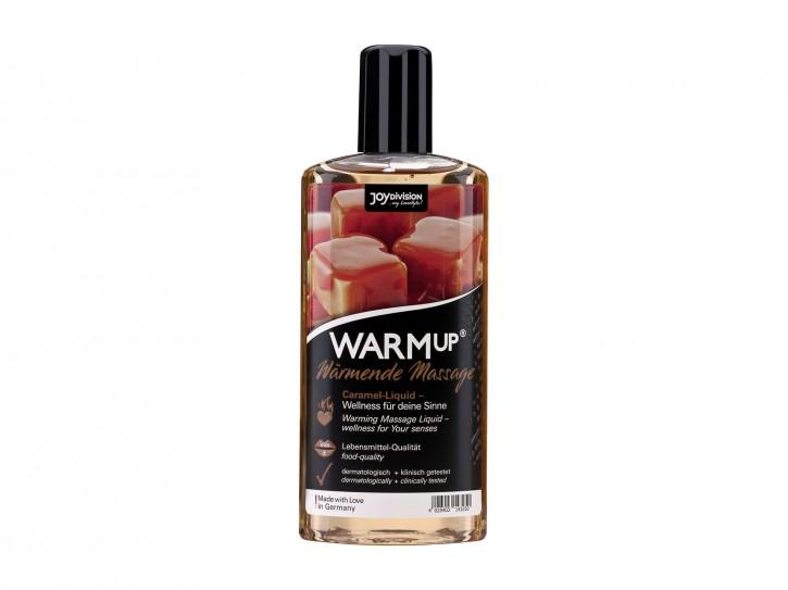 Warm-up Massageöl Karamell 150ml