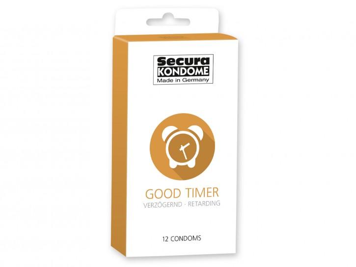 Secura Good Timer Kondome 12er