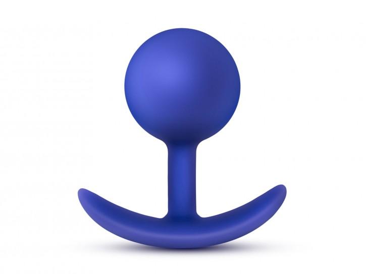 Performance Wearable Vibra Plug blau