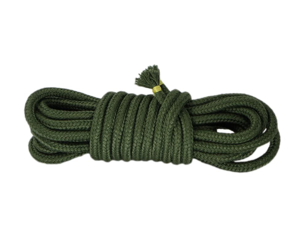 5 m Bondageseil Olivgrün