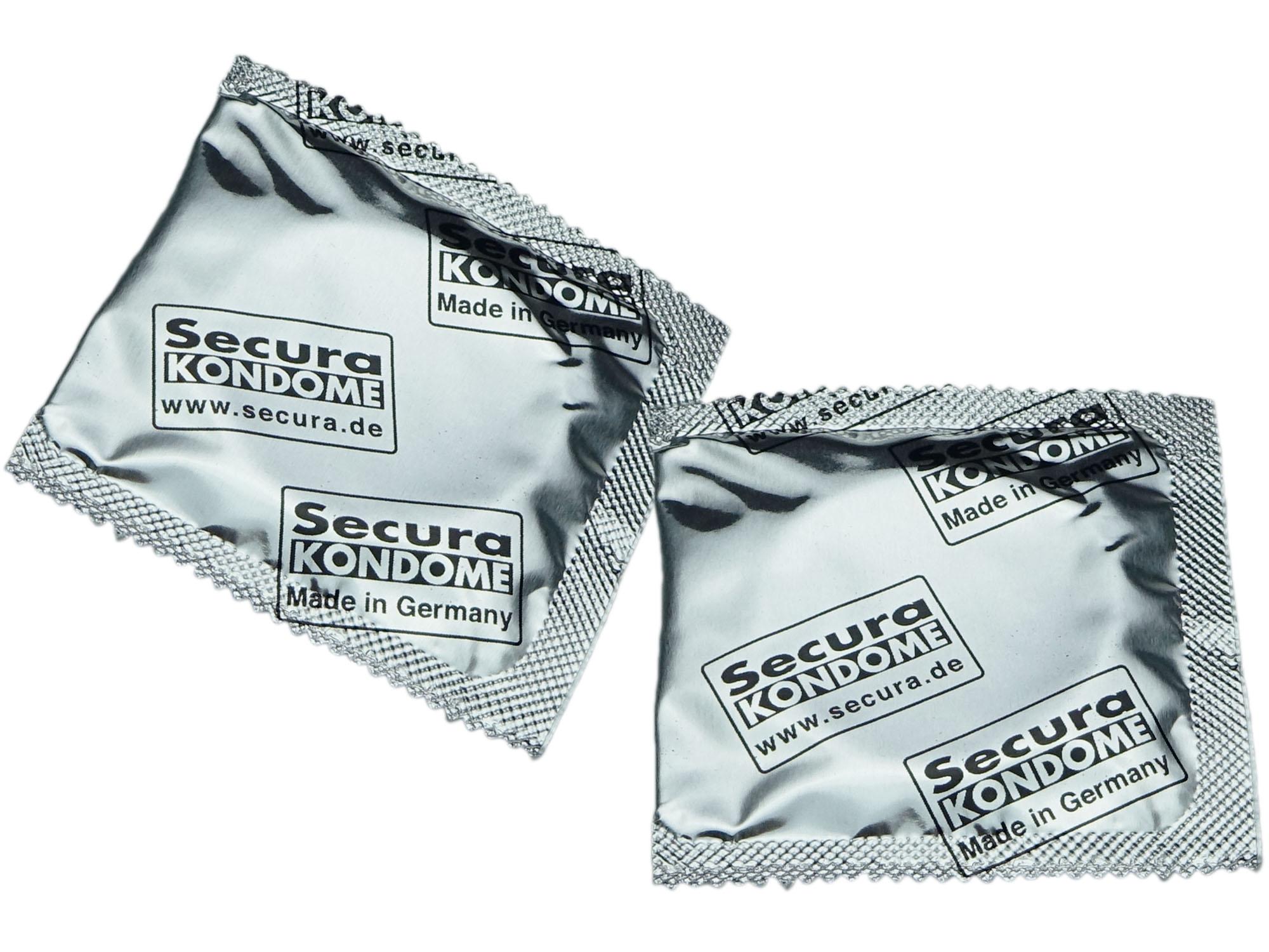 2er Pack Secura Kondome