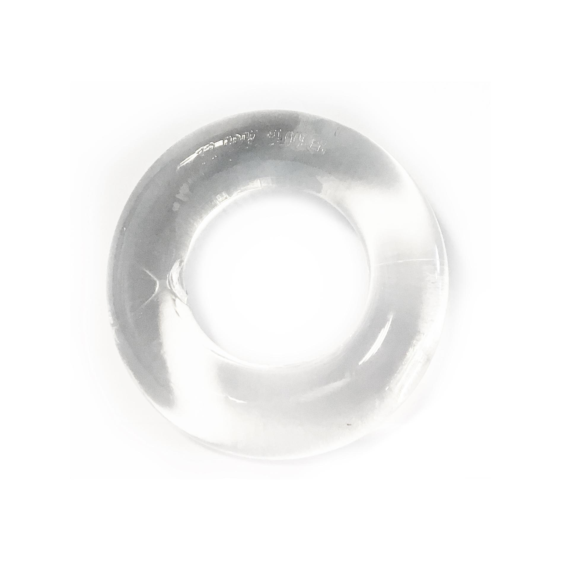 Zizi Cock Blocker Ring transparent
