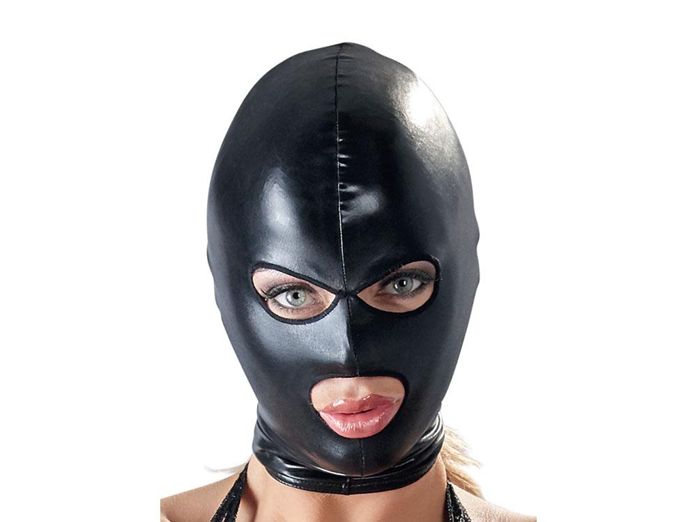 Bad Kitty Kopfmaske mit Augen- und Mundöffnung Wetlook