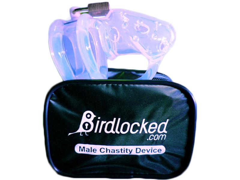 Birdlocked PICO 2nd skin Peniskäfig aus Silikon