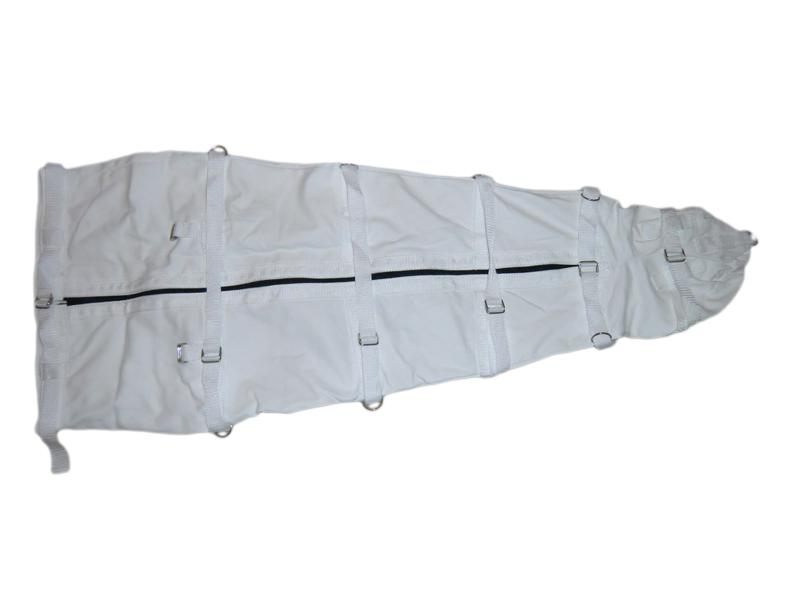 Zwangshose Asylum Patient Leg Binder Pants S/M
