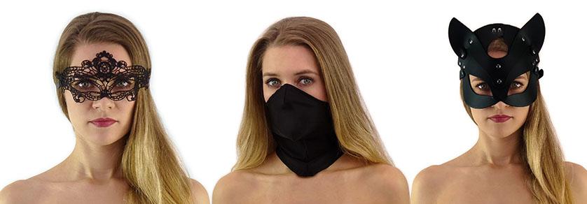 Mund & Fashion Masken