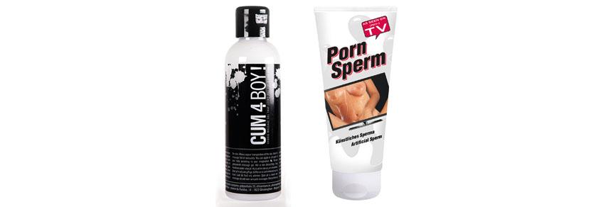 Sperma Gleitgel