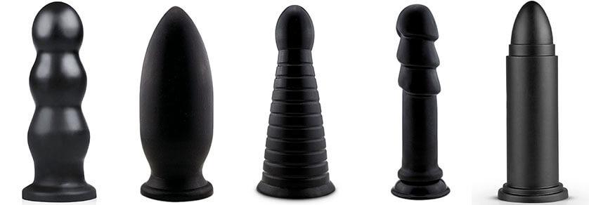 XL Buttplugs