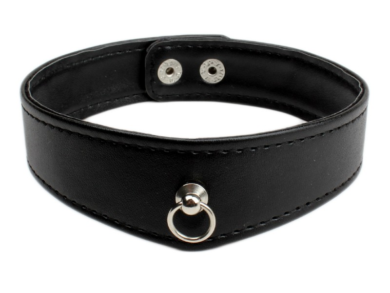 BDSM Halsband Annalie mit Ring der O
